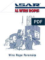 CASAR - Wire Rope Forensics