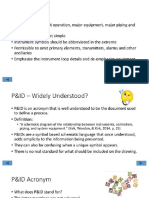 p&Ids and Symbols