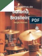 Sergio Gomes Novos Caminhos Bateria Brasileira
