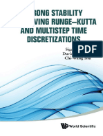 SSP RK and Multistep Time Discretizations, WS, 2011
