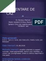 Mastocitoza prezentare Dr Rusu Paula.pptx