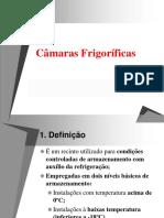 Manual Camara Frigorifica