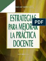 Estrategias Para Mejorar La Pra - Jesus Maria Nieto Gil
