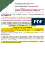 GUIA PARA SUPER SPOOLER - Procedimiento Standard de Configuracion