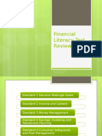 financial literacy test review brooks