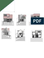 Elevaciones Casa Habitacion