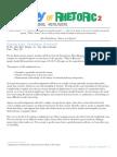 ENGL 4030/5030 Rhetorical Database Prompt