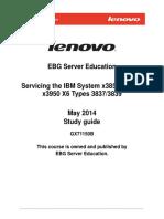 IBM x3850 X6