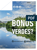 Bonos Verdes BM