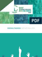 Censo Vegano Mexico 2016ok