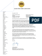 11/22/16 - Major Cities Chiefs Association Letter of Support
