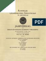 Penningen betrekking hebbende op de Saltzburger emigranten / [W.K.F. Zwierzina]