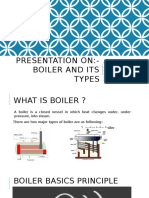 Types of Boilers (Marine)