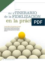 El itinerario de la Fidelización