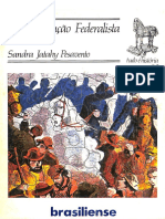 PESAVENTO, Sandra. a Revolução Federalista