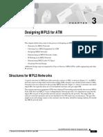 Designing Mpls for Atm
