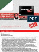 01-Flex System Architecture Introduction