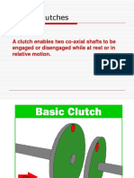 Friction Clutches