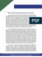 OEV Comunicado 28 Diciembre 2016 Membrete