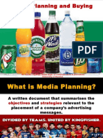 Media Planning and Buying Ppt