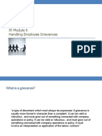 How to Handle Employee Grievance