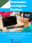 eBook Orientação Psicológica Online