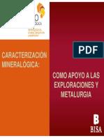 Estudios Mineragraficos