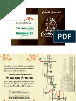 Festa Do Marcelo - Convite - Curvas a4