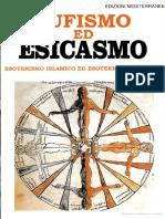 Michel Vâlsan, Sufismo ed Esicasmo