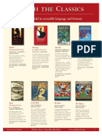 Teach the Classics with Candlewick Press
