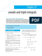Double and Triple Integrals