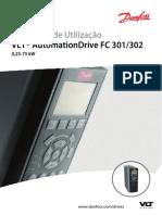 Manual de Utilização Fc 302 Danfoss