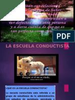 La Escuela Del Conductismo