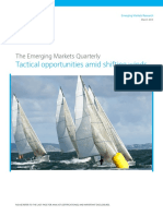 Barclays the Emerging Markets Quarterly Tactical Opportunities Amid Shifting Win