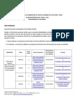 Cesar- Convocatoria Para La Formacion de Capital Humano de Alto Nivel Para El Departamento Del Cesar