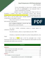 INSS - Ponto Dos Concursos - Português - 05
