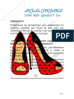 Manual de Contabilidad... Calzado Best Quality s.A