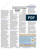 Pharmacy Daily for Thu 05 Jan 2017 - CHF safety net changes, WA non-compliance alert, Team pharmacist key, Travel Specials and much more