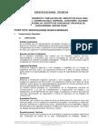 Especificaciones tecnicas de Canal de Canchaque.doc