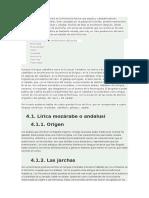 Lírica Primitiva de La Peninsula Iberica