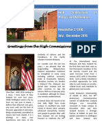High Commission of Malaysia in Wellington Newsletter