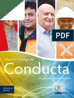 Código de Conducta - Guía de Bolsillo