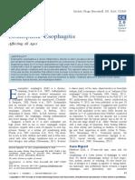eosinophilic eseofagitis