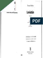 Hobbes - Leviatán - Caps 13 Al 30