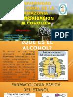 intoxicacion alcolica