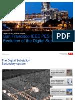 Digital Substation 21 Jan 2015
