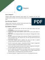 About Telegram