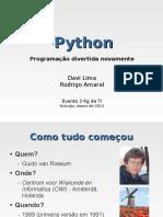 Python Light Intro