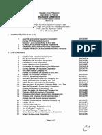 List of Insurance Company