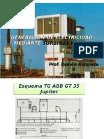 Plantas Termoelectricas de TG 2016